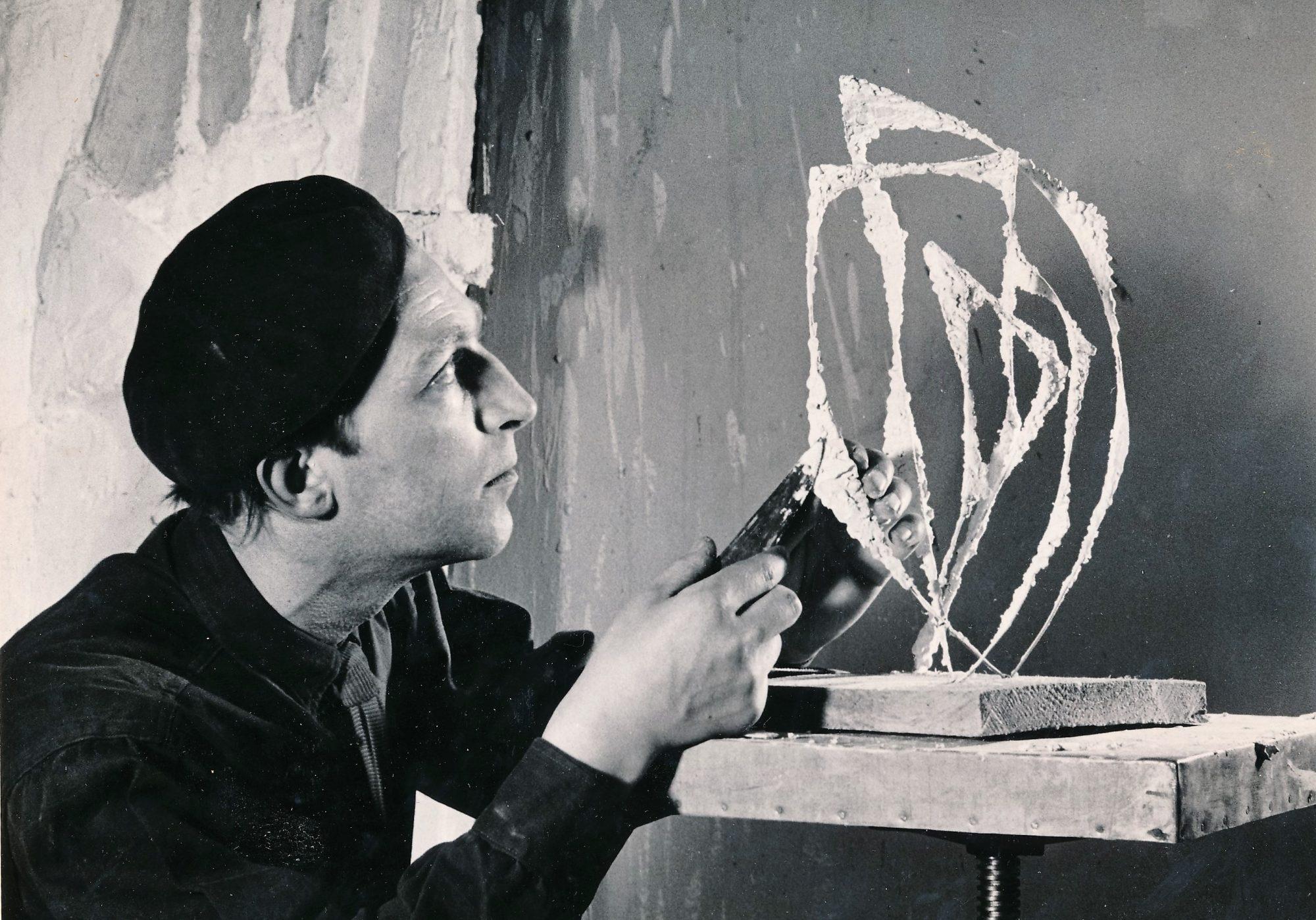 Arne Jones konstnärskap