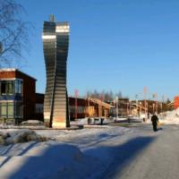 Mänsklig byggnad, Luleå